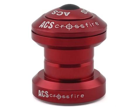 "ACS Headset Crossfire External (Red) (1"")"