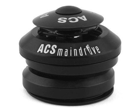 "ACS Headset MainDrive Integrated (Black) (1-1/8"")"