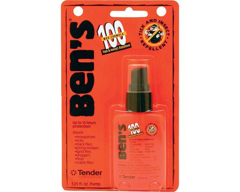 Adventure Medical Kits Ben's 100 Max Insect Repellent (1.25oz Spray)