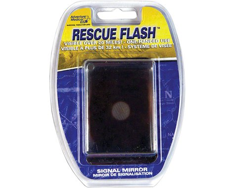 Adventure Medical Kits Rescue Flash Signal Mirror