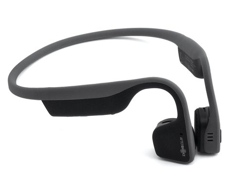 AfterShokz Titanium Wireless Bone Conduction Headphones (Slate Grey) (Mini)