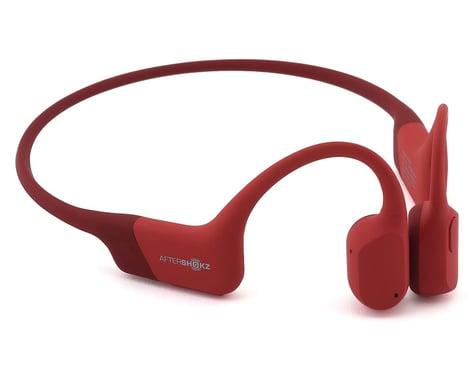 AfterShokz Aeropex Wireless Bone Conduction Headphones (Solar Red) (Standard)