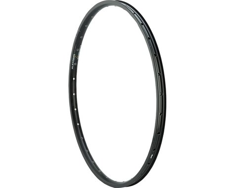 Alexrims Alex Adventure 2 Rim - 700, Disc, Black/Silver, 32H, Clincher