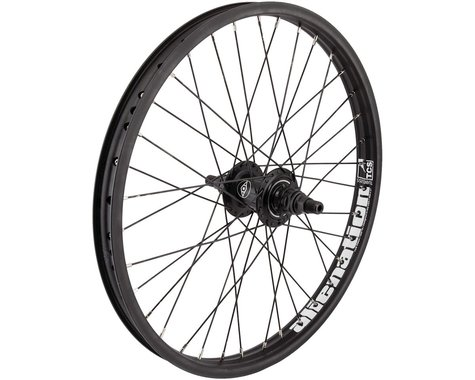 Alienation Rush V3 Freecoaster Wheel (Black) (Left Hand Drive) (20 x 1.75)