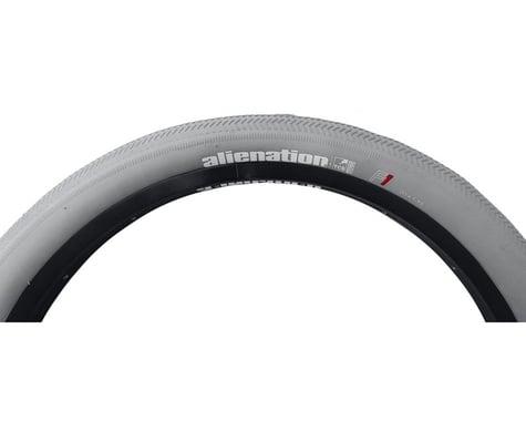 "Alienation TCS F1 Tubeless Tire (Grey) (20"") (1.95"")"