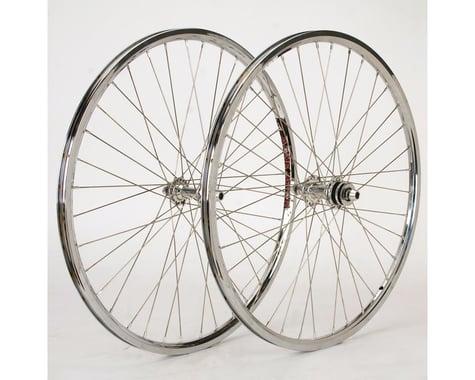 """Alienation Custom Expert 24"""" Cruiser Wheels (Chrome)"""