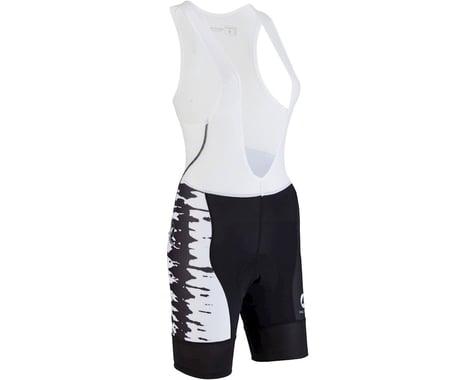 All-City Wangaaa! Women's Bib Short (Black/White)