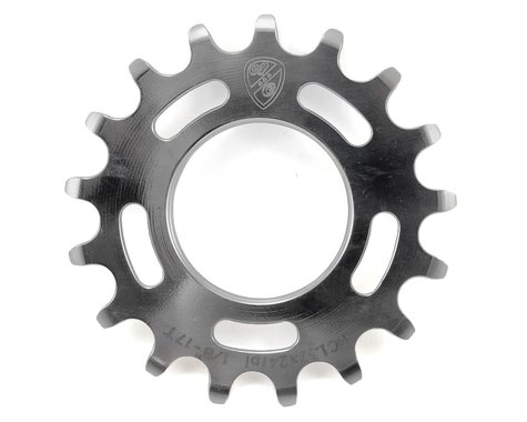 """All-City Stainless Steel 1/8"""" Track Cog (17T)"""