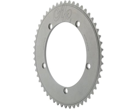 All-City Pursuit Special Chainring (Silver) (144mm BCD) (52T)