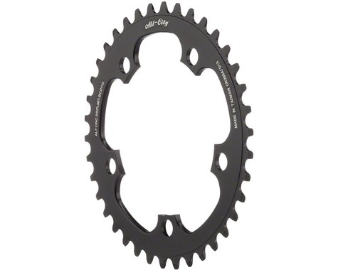 All-City Cross Ring (Black) (110mm BCD) (Offset N/A) (38T)