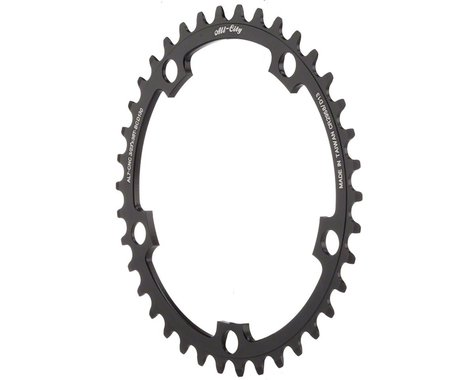 All-City Cross Ring (Black) (130mm BCD) (Offset N/A) (38T)