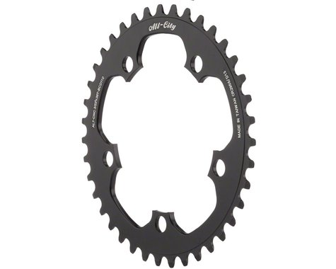All-City Cross Ring (Black) (110mm BCD) (39T)