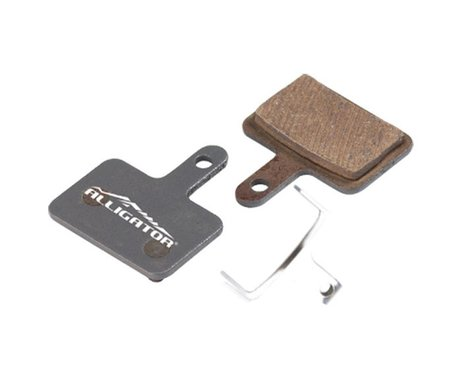 Alligator Disc Brake Pads (Shimano Deore) (Semi-Metallic)