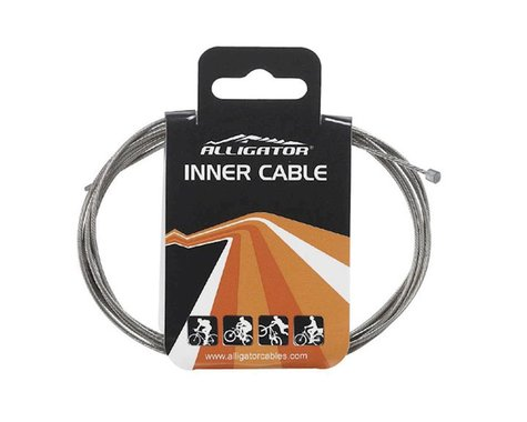 Alligator Stainless Slick Shift Cable (3000mm)