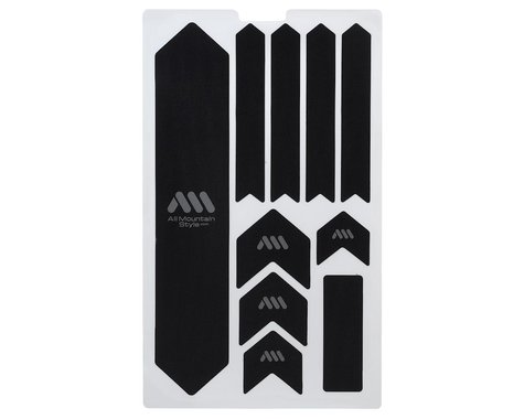 All Mountain Style Honeycomb Frame Guard XL (Black)