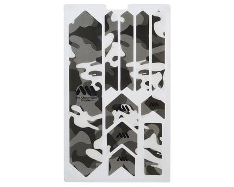 All Mountain Style Honeycomb Frame Guard XL (Grey) (Camo)