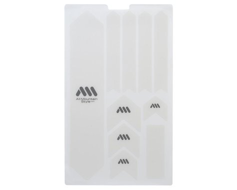 All Mountain Style Honeycomb Frame Guard XL (Clear)