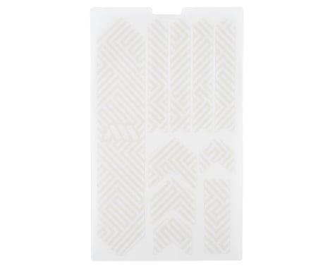 All Mountain Style Honeycomb Frame Guard XL (White) (Maze)