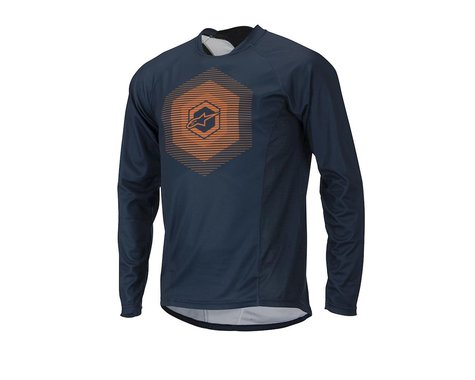 Alpinestars Mesa Long Sleeve Jersey (Grey)