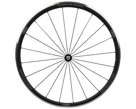 Alto Wheels A26 Front Aluminum Road Wheel (Grey)