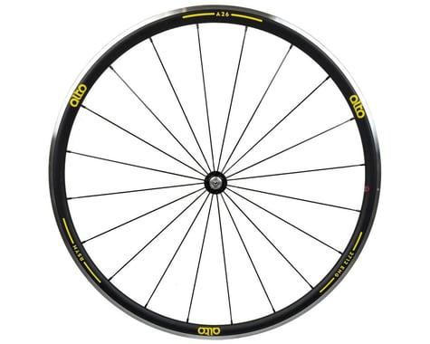 Alto Wheels A26 Front Aluminum Road Wheel (Yellow)