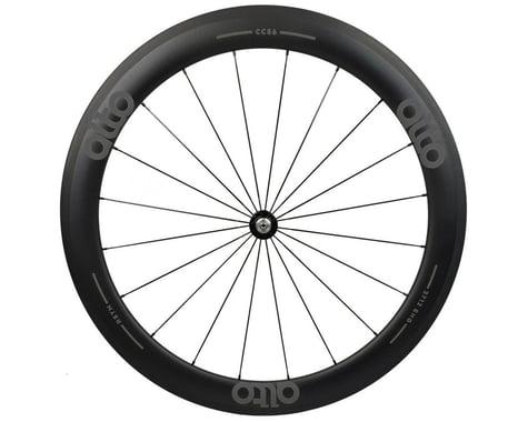 Alto Wheels CC56 Carbon Front Clincher Road Wheel (Grey)