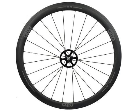 Alto Wheels CC40 Carbon Rear Clincher Road Wheel (Grey)