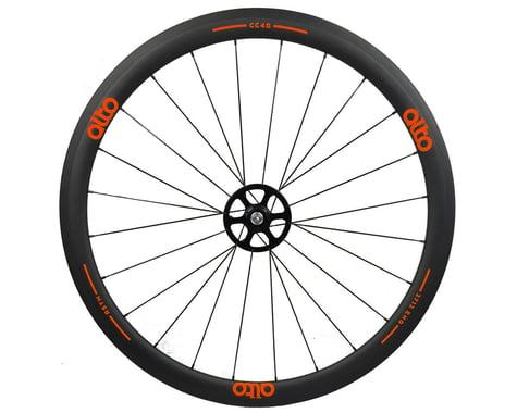 Alto Wheels CC40 Carbon Rear Clincher Road Wheel (Orange)