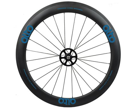 Alto Wheels CC56 Carbon Rear Clincher Road Wheel (Blue)