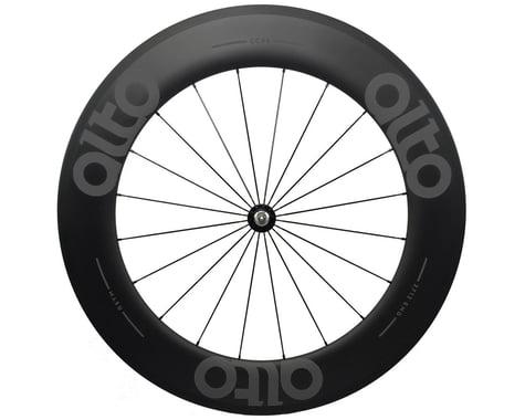 Alto Wheels CT86 Carbon Front Road Tubular Wheel (Grey)