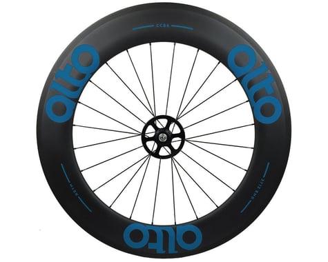 Alto Wheels CT86 Carbon Rear Road Tubular Wheel (Blue)