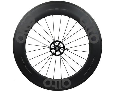 Alto Wheels CT86 Carbon Rear Road Tubular Wheel (Grey)