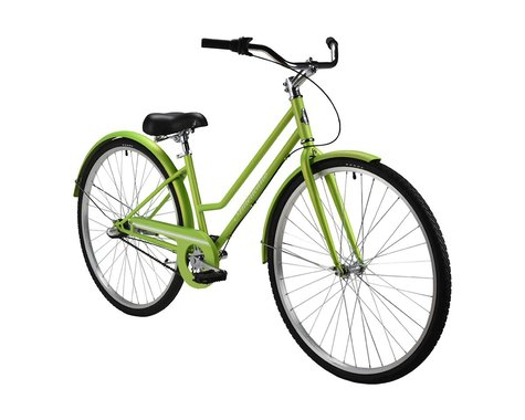 Americano Performance Americano Coaster 3-speed City Bike (Green)