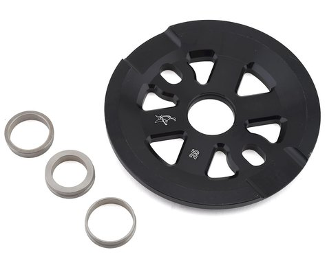 Animal V4 Full Guard Sprocket (Black) (25T)