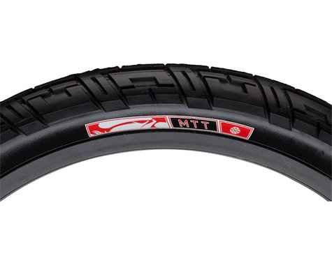 Animal MTT Tire - 20 x 2.1, Clincher, Wire, Black, 60tpi
