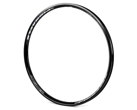 Answer Pinnacle Pro Rim (Black) (24 x 1.75)