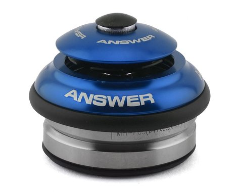 "Answer Integrated Headset (Blue) (1-1/8"")"