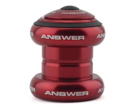 "Answer Standard Headset (Red) (1"")"