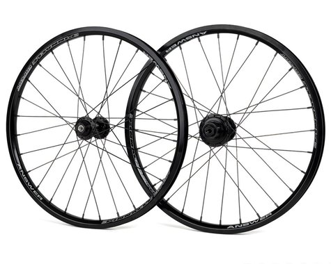 "Answer Holeshot Expert Wheelset (Black) (20"")"