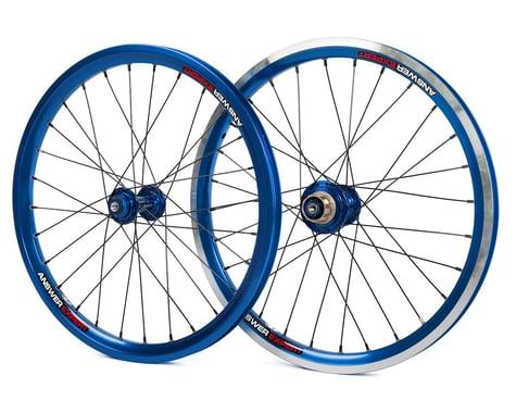 """Answer Holeshot Expert Wheelset (Blue) (20"""")"""