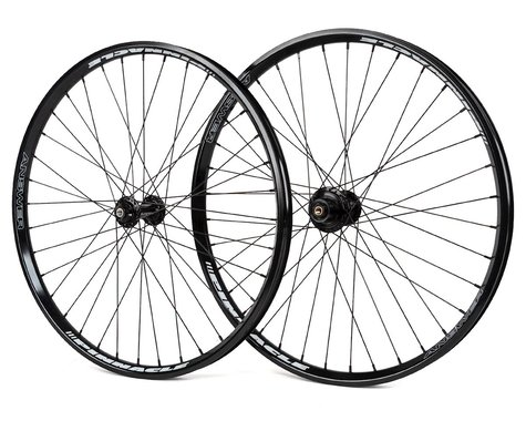 "Answer Pinnacle Pro Wheelset (Black) (24"")"