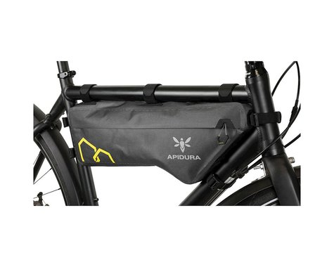 Apidura Frame Pack Dry Series (Grey/Black) (L)