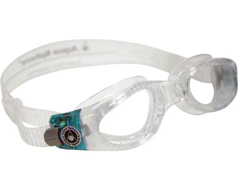 Aqua Sphere Kaiman Lady Goggles: Clear/Aqua with Clear Lens