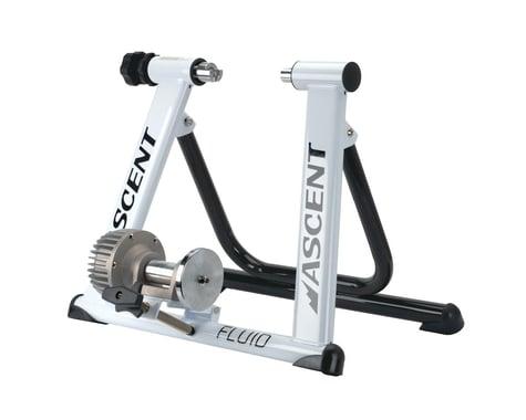 SCRATCH & DENT: Ascent Fluid Indoor Bicycle Trainer