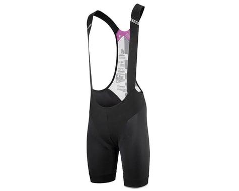Assos T.cento s7 Cycling Bib Shorts (Black Volkanga)