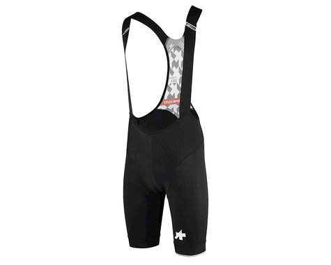 Assos Men's T.equipe Evo Cycling Bib Shorts (Black Series) (S)