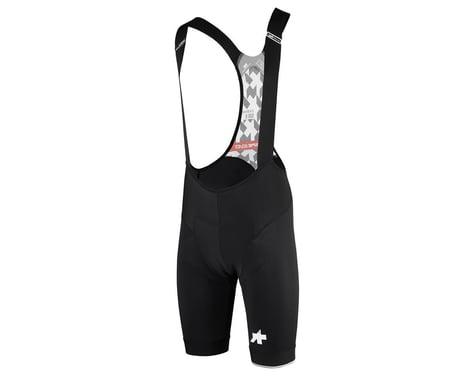Assos Men's T.equipe Evo Cycling Bib Shorts (Black Series) (XL)