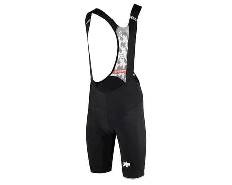Assos Men's T.equipe Evo Cycling Bib Shorts (Black Series) (XLG)