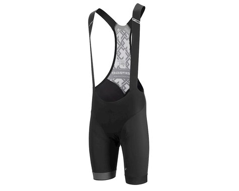 Assos Men's Cento Evo Cycling Bib Shorts (Black Series) (M)