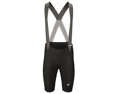 Assos Mille GTS c2 Bib Shorts (Black) (XLG)